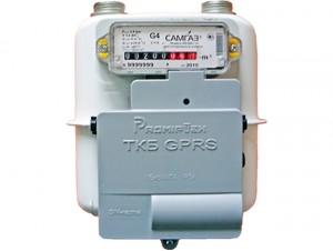 GPRS модем для бытовых счетчиков газа ТКБ