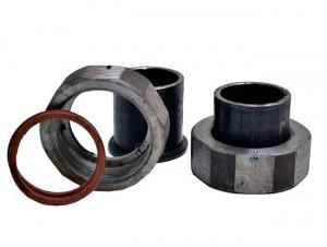 Комплект монтажных частей к мембранным счетчикам газа Elster, Самгаз и т.д.