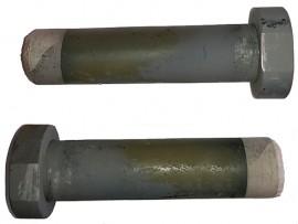 Монтажный комплект (прямые участки с накидными гайками) Ду 40