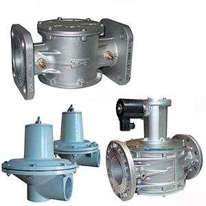 Газовые фильтры, электромагнитные клапаны на газ, ПСК