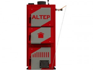Котел на твердом топливе Altep Classic 16 кВт