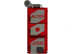 Котел на твердом топливе Altep Classic Plus 16 кВт