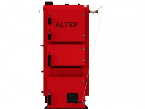 Котел на твердом топливе Altep Duo 25 кВт