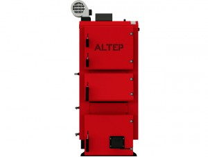 Котел на твердом топливе Altep Duo Plus 38 кВт
