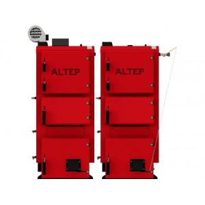Твердотопливные котлы Altep Duo