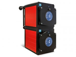 Промышленный котел ICI Caldaie REX DUAL 170 F (1700 кВт, 1.7 МВт)