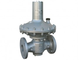 Регулятор газа Dival 600 BP DN25