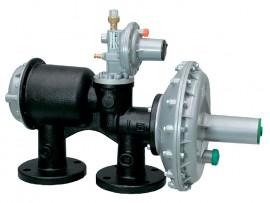 Регулятор газа Dival SQD 2