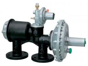 Регулятор давления газа Dival SQD 2