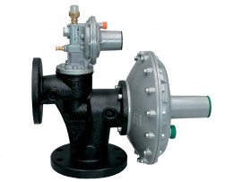 Регулятор газа Dival SQD 6