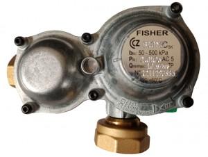 Fisher (Francel) B/10 NG Регулятор давления газа