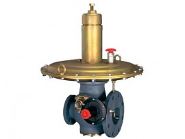 Регулятор газа MBN/25
