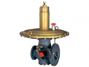 Регулятор давления газа Tartarini MBN/25-AP
