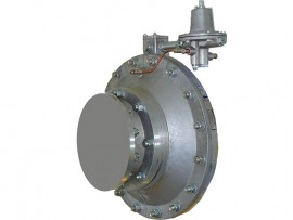 Регулятор газа РДП-100В