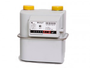 Счетчик газа Elster BK-G4T бытовой газовый счетчик