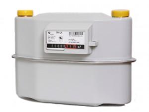 Счетчик газа Elster BK-G6 бытовой газовый счетчик