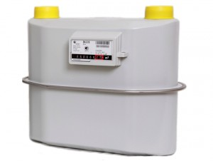 Счетчик газа Elster BK-G16 газовый счетчик