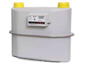 Счетчик газа Elster BK-G25 газовый счетчик