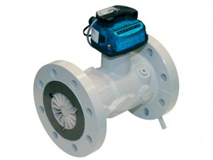Турбинный счетчик объема газа TZ/Fluxi G2500 DN300