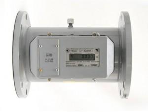Ультразвуковой счетчик газа Курс-01-G65 DN80