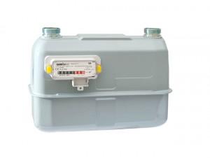 Счетчик газа Samgas G6 мембранный газовый счетчик
