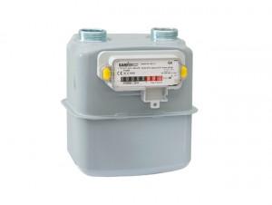 Счетчик газа Samgas G2.5 бытовой газовый счетчик