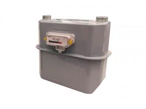 Счетчик газа Samgas G16 мембранный газовый счетчик