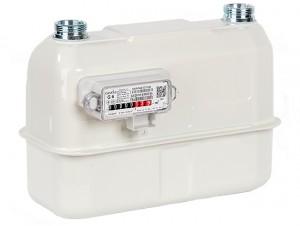 Счетчик газа Samgas RS/2.4 G6 мембранный газовый счетчик