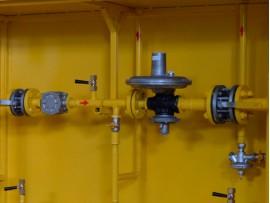 Газорегуляторный пункт ШРП-1Б-Itron-RBE-3212