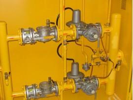 Газорегуляторный пункт ШРП-2-РДНК-1000