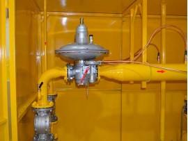Газорегуляторный пункт ШРП-1Б-Norval-375-80
