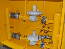 Газорегуляторный пункт ШРП-2-Itron-RBE-1812-50-80