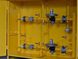Газорегуляторный пункт ШРП-2-Itron-RBE-3212
