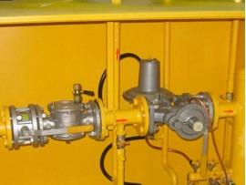 Газорегуляторный пункт ШРП-1Б-РДНК-1000