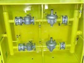 Газорегуляторный пункт ШРП-2-Madas-RG/2MB-50