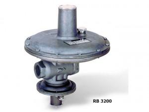 Регулятор давления газа RB 3200 Itron (Actaris)