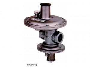 Регулятор давления газа RB 2000 Itron (Actaris)