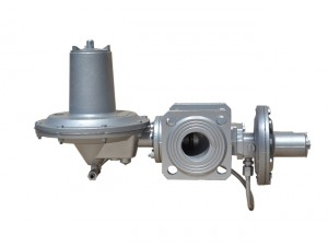 Регулятор давления газа РДНК 400М