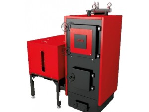 Твердотопливный котел Aтон КСТ-МП (100-3000 кВт с автоматической подачей топлива Пеллета)