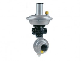 Регулятор давления газа Dival 512