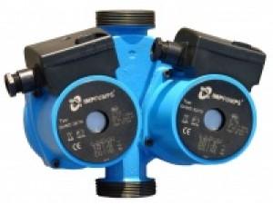 Насос IMP GHND (циркуляционный с мокрым ротором сдвоенный)