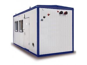 Котельная на твердом топливе 200 кВт на котлах КВТ-100