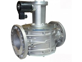 Клапан электромагнитный газовый Мадас M16/ RM N.C.