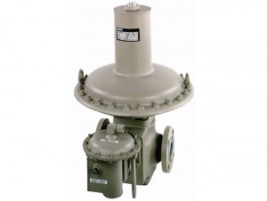 Регулятор давления газа RBE 4022 Itron (Actaris)