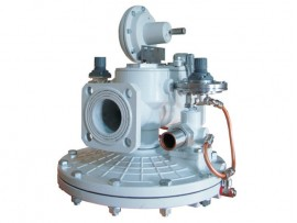 Регулятор газа РДГ-150В