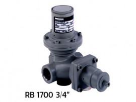 Регулятор давления газа серии RB 1700