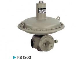 Регулятор давления газа Actaris серии RB 1800