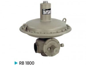 Регулятор давления газа RB 1800 Itron (Actaris)