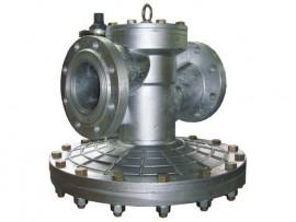Регулятор газа РДУК-2В-100