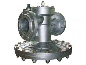 Регуляторы давления газа РДУК-2В-50